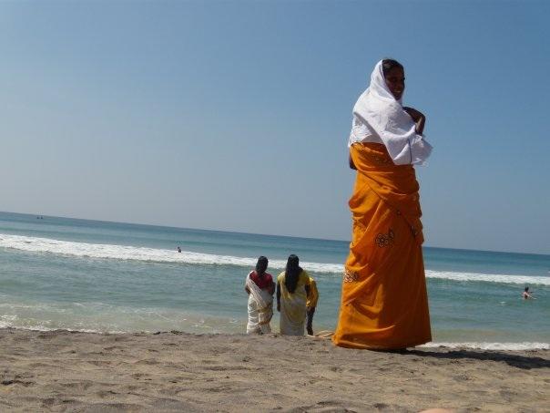 Kerala India Pacific Ocean