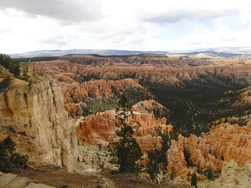 Брюс Каньон Brice Canyon